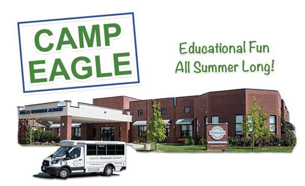 Prosper Montessori Academy Camp Eagle